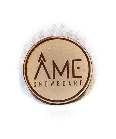 Âme Snowboard - Gravure personnalisée