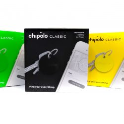 Chipolo Classic : Porte clé connecté bluetooth ensemble