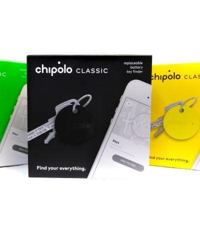 Chipolo Classic : Porte clé connecté bluetooth ensemble