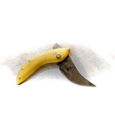 """Couteau de fabrication artisanale """"Crête d""""Aquila"""""""
