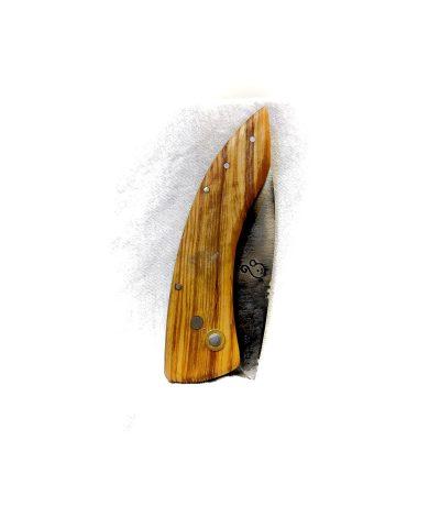 """Couteau de fabrication artisanale """"Crête de Catinat"""""""