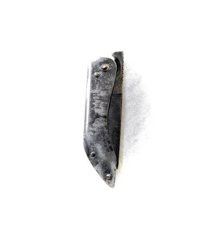 """Couteau de fabrication artisanale """"Crête de la Pinée"""""""