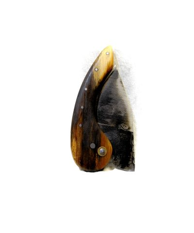 """Couteau de fabrication artisanale """"Crête de Peyrolles"""""""