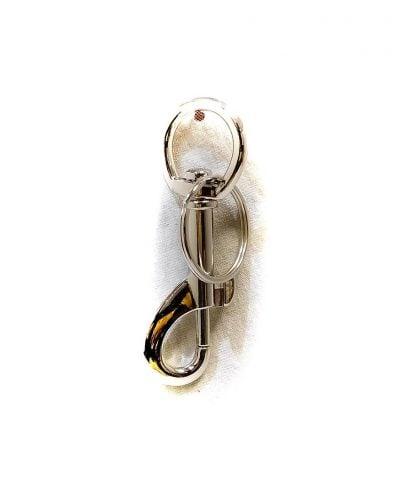 Porte-clés boucle fer